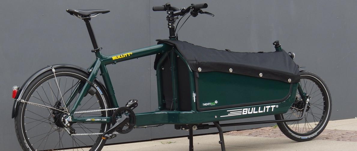 荷兰货运自行车(Dutch Cargo Bike) - 银河 - 银河@生存主义唱诗班