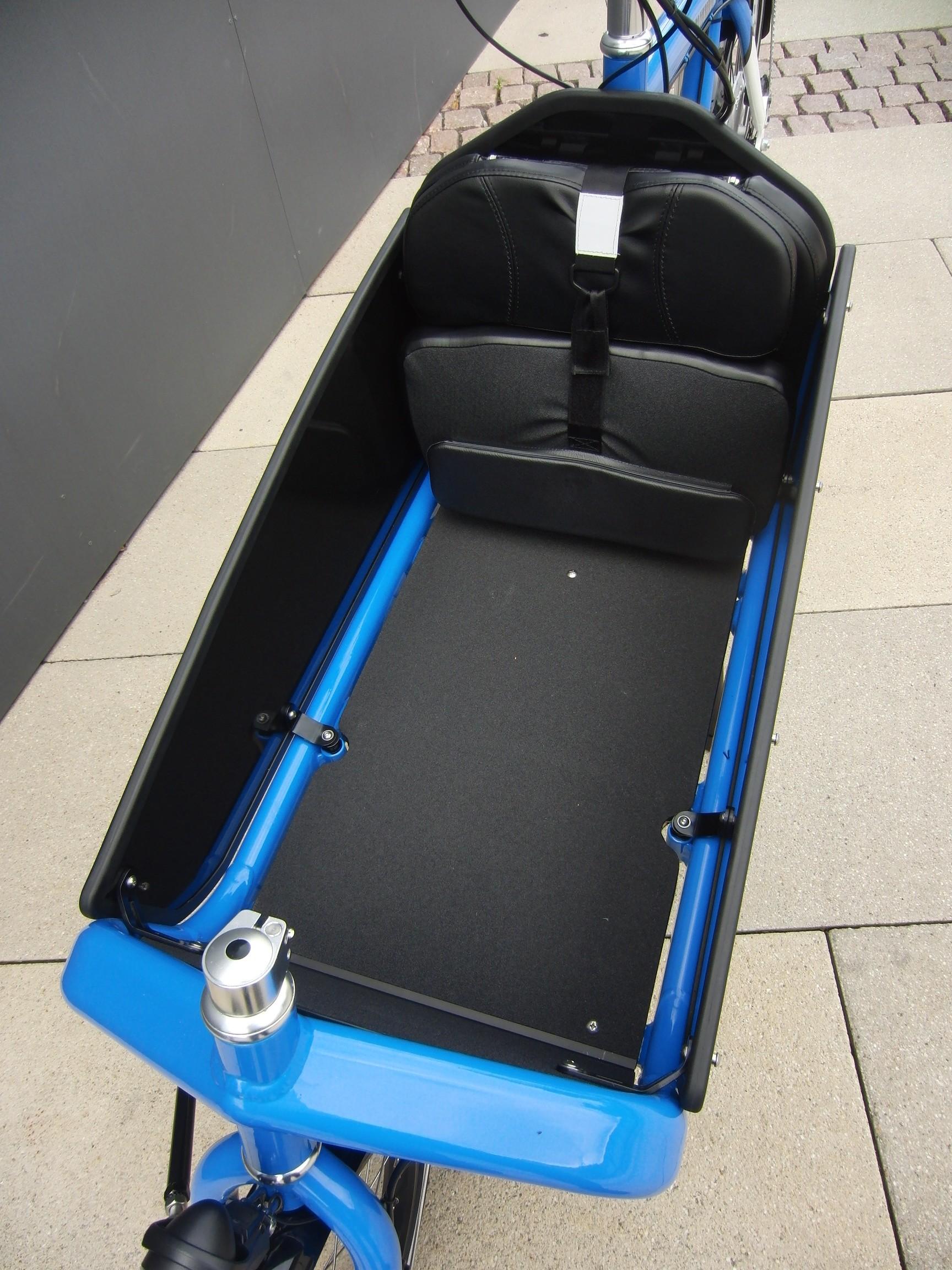 Bullitt Kindersitz 20inch Cargobike Darmstadt