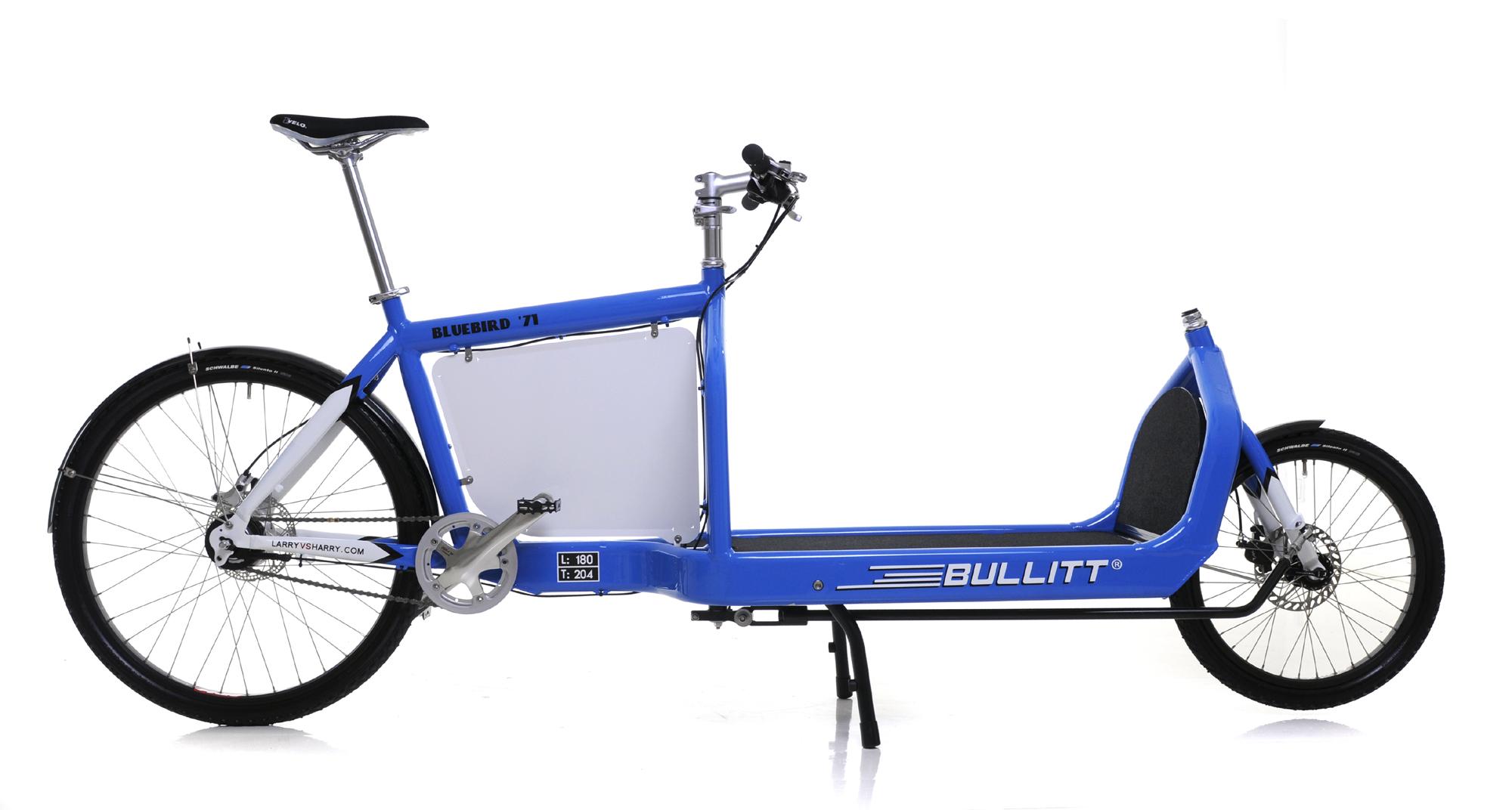 Bullitt Billboard   20Inch Cargobike Darmstadt
